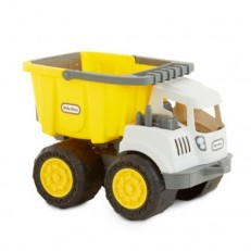 Little Tikes Dirt Diggers 2 in 1 Haulers Dump Truck (Yellow)
