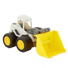 Little Tikes Dirt Diggers 2 in 1 Haulers Front Loader (Yellow)