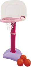 Little Tikes Easy Score Basketball Set Basketball Set Pink