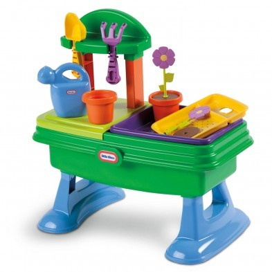 Little Tikes Garden Table + FREE play sand