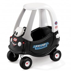 Little Tikes Patrol Police Cozy Coupe 30th Anniversary