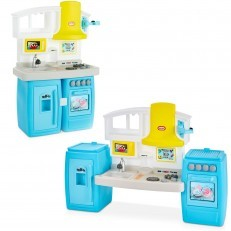 Little Tikes Tasty Jr Bake N Share Kitchen + FREE Cookware Set