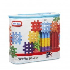 Little Tikes Waffle Blocks 100 pieces bag