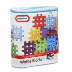 Little Tikes Waffle Blocks 60 pieces bag