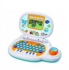 Vtech Little Smart Top Laptop (Blue/Pink)