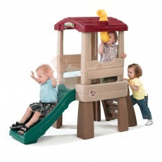 Step2 Lookout Treehouse slide