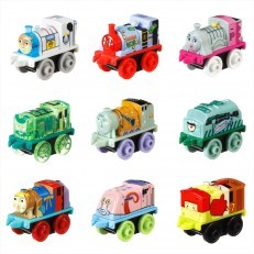 Thomas & Friends MINIS SpongeBob 9-Pack