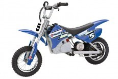 Razor MX350 Dirt Rocket - Blue dirt bike