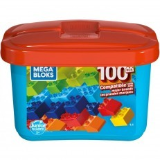 Mega Bloks Mini Bulk Tub Small bricks (100pcs)