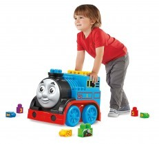 Mega Bloks Thomas and Friends Build and Go Set
