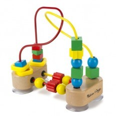 Melissa & Doug First Wooden Bead Maze