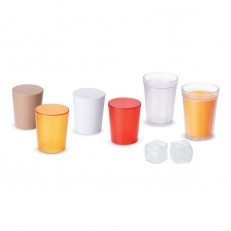 Melissa & Doug Food Fun Fill em Up Cups