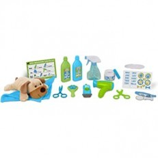 Melissa & Doug Wash and Trim Dog Groomer
