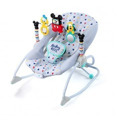 Mickey Mouse Take Along Infant to Toddler Rocker