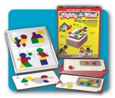 MightyMind Mighty Mind Tile Puzzle MM40100