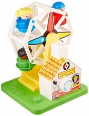 Fisher-Price Musical Ferris Wheel Toy