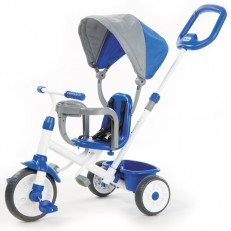 Little Tikes My First Trike 4-In-1 Trike Blue