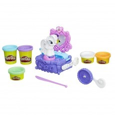 Play Doh My Little Pony Rarity Style and Spin Set