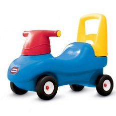 Little Tikes Push & Ride Racer ride on