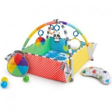 Baby Einstein Patchs 5in1 Color Playspace Activity Play Gym Pit