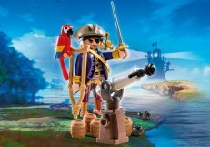 Playmobil Pirate Captain 6684