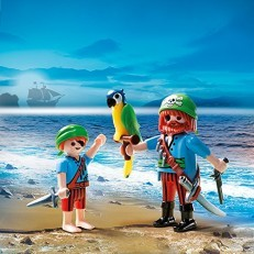 Playmobil Pirate Mates Duo Pack 5164