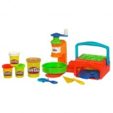 Play Doh Pizzeria Twirl and Top Pizza Shop