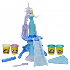 Play Doh Disney Frozen Enchanted Ice Palace