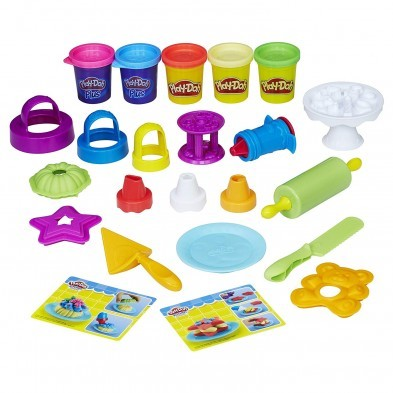 Play Doh Kitchen Creations Frost n Fun Cakes