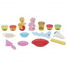 Play Doh My Little Pony Ponyville Pies Set
