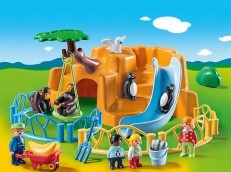 Playmobil 1.2.3 Zoo 9377