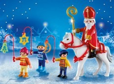 Playmobil Christmas Parade 5593