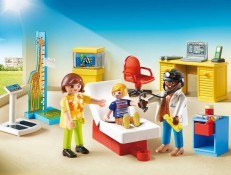 Playmobil Starter Pack Pediatricians Office 70034