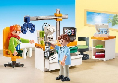 Playmobil Optician 70197