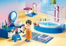 Playmobil Bathroom with Tub 70211