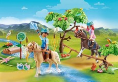 Playmobil Spirit Riding Free River Challenge 70330