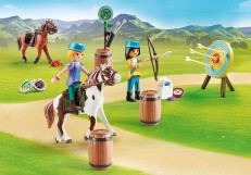 Playmobil Spirit Riding Free Outdoor Adventure 70331