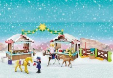 Playmobil Spirit Riding Free A Miradero Christmas 70395