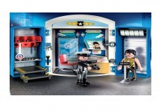 Playmobil Police Station Play Box 9111