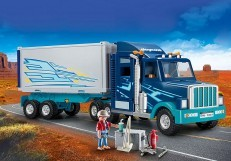 Playmobil Big Rig Truck 9314
