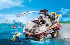 Playmobil Tactical Amphibious Truck 9364