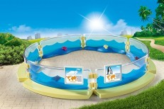 Playmobil Aquarium Enclosure 9063