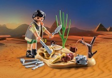 Playmobil Archeologist 9359