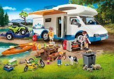 Playmobil Camping Adventure Mega Set 9318