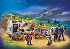 Playmobil Movie Charlie with Prison Wagon 70073