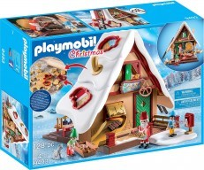 Playmobil Christmas Bakery with Cookie Cutters 9493