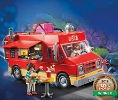 Playmobil Movie Dels Food Truck 70075