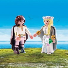 Playmobil Dreamworks Dragons Astrid & Hiccup 70045