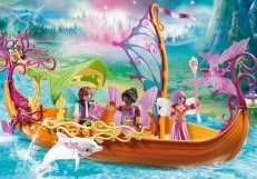 Playmobil Fairies Enchanted Fairy Ship 9133