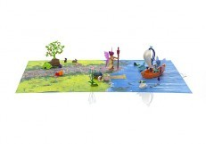 Playmobil Fairy Garden Play Map 9330